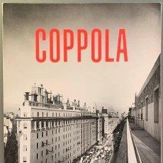 Libros de segunda mano: HORACIO COPPOLA. BUENOS AIRES AÑOS 30. Lote 200321793