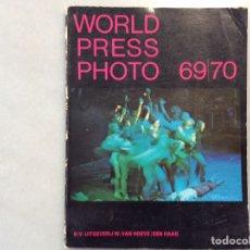 Livres d'occasion: WORLD PRESS PHOTO 69/70. Lote 200397441