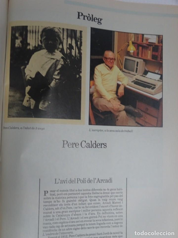 Libros de segunda mano: CATALUNYA ARA I ABANS. IMATGES DUNA TRANSFORMACIÓ, DE ORIOL PÁMIES I PILAR VILAREGUT - Foto 4 - 200827171