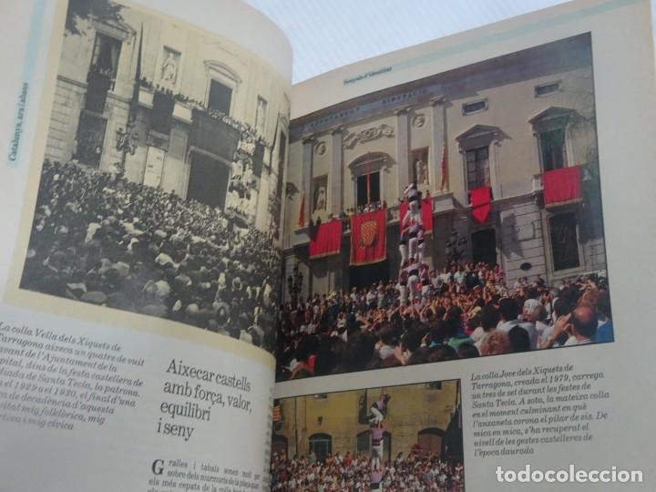 Libros de segunda mano: CATALUNYA ARA I ABANS. IMATGES DUNA TRANSFORMACIÓ, DE ORIOL PÁMIES I PILAR VILAREGUT - Foto 7 - 200827171