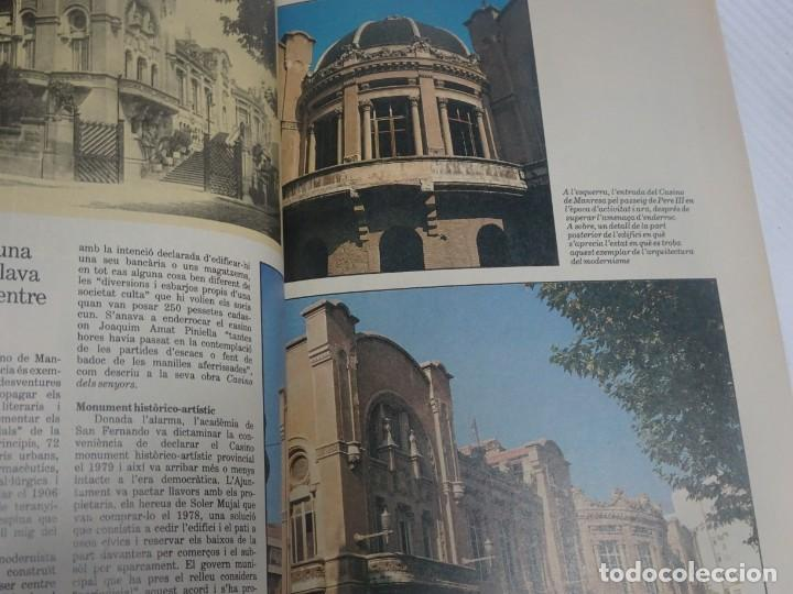 Libros de segunda mano: CATALUNYA ARA I ABANS. IMATGES DUNA TRANSFORMACIÓ, DE ORIOL PÁMIES I PILAR VILAREGUT - Foto 9 - 200827171