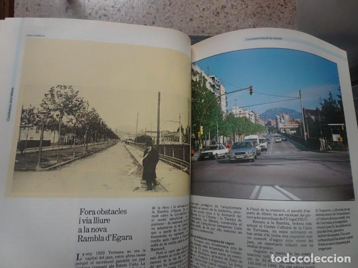 Libros de segunda mano: CATALUNYA ARA I ABANS. IMATGES DUNA TRANSFORMACIÓ, DE ORIOL PÁMIES I PILAR VILAREGUT - Foto 28 - 200827171