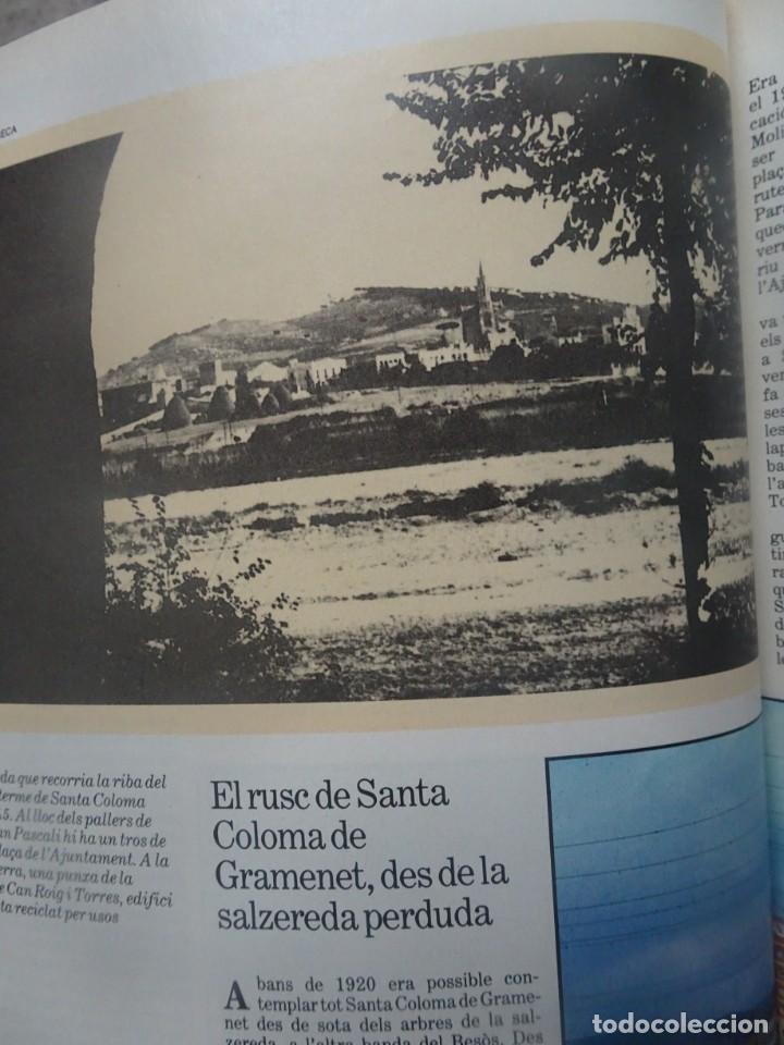 Libros de segunda mano: CATALUNYA ARA I ABANS. IMATGES DUNA TRANSFORMACIÓ, DE ORIOL PÁMIES I PILAR VILAREGUT - Foto 29 - 200827171