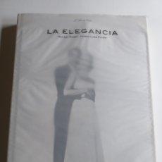 Libros de segunda mano: LA ELEGANCIA RAFAEL ROSSY MARÍA LUISA FUNES EDICIÓN BBVA 2011. Lote 202073686