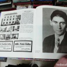 Libros de segunda mano: FRANZ KAFKA . IMÁGENES DE SU VIDA. KLAUS WAGENBACH. CÍRCULO DE LECTORES. 1ª EDICIÓN 1998. VER FOTOS. Lote 231495055