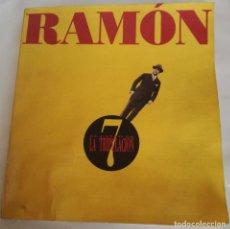 Livros em segunda mão: EL CANTO DE LA TRIPULACIÓN Nº 7- MONOGRÁFICO SOBRE RAMÓN GÓMEZ DE LA SERNA -ALBERTO GARCÍA ALIX. EXC. Lote 202469436