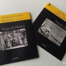 Libros de segunda mano: MAGNUM PHOTOS ROBERT CAPA. Lote 202830400