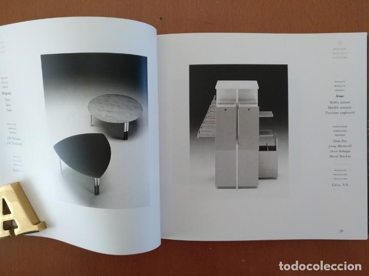 Libros de segunda mano: PREMIOS DELTA ADI FAD 1990 CATALOGO PRODUCTOS SELECCIONADOS. DISEÑO - Foto 2 - 203053487