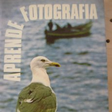 Libros de segunda mano: APRENDE FOTOGRAFIA. ED. DAIMON. . 1977. ANTOINE DESILETS. 224 PAGINAS.. Lote 206263366