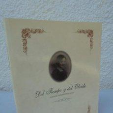 Libros de segunda mano: DEL TIEMPO Y DEL OLVIDO. ALBUM DE FOTOGRAFIAS ANTIGUAS.FUENTE DE CANTOS. CONTIENE UNA CARTA.. Lote 206384016