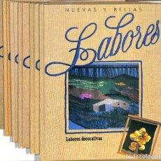 Libros de segunda mano: NUEVAS Y BELLAS LABORES - - EDIPRESSE HYMSA. Lote 206446573