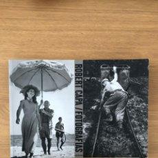 Libros de segunda mano: ROBERT CAPA: FOTOGRAFIAS EDITORIAL APERTURE, 1996. Lote 206588451