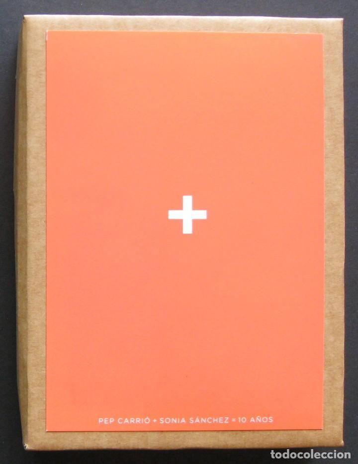 PEP CARRIÓ + SONIA SÁNCHEZ = 10 AÑOS (Libros de Segunda Mano - Bellas artes, ocio y coleccionismo - Diseño y Fotografía)