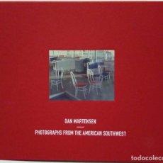 Libros de segunda mano: DAN MARTENSEN - PHOTOGRAPHS FROM THE AMERICAN SOUTHWEST. DAMIANI, 2012.. Lote 206901371