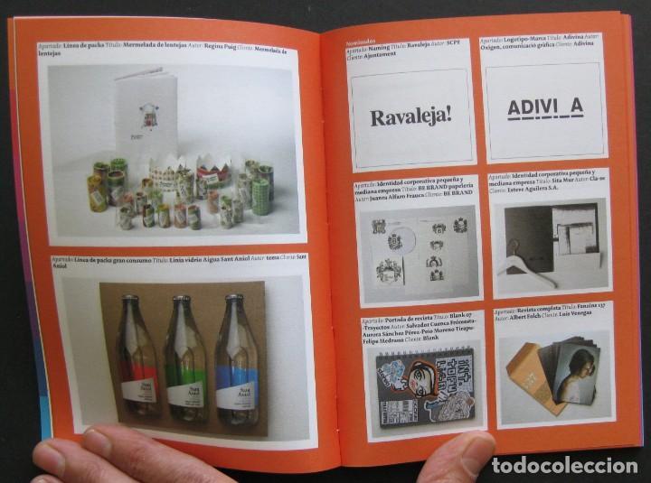 Libros de segunda mano: Vaya Tipo! – catálogo exposición 2003 – ACDV – Diseño tipográfico español - Foto 5 - 206914730