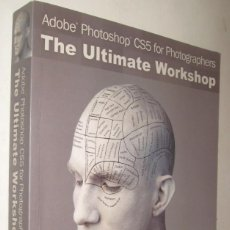 Libros de segunda mano: THE ULTIMATE WORKSHOP - MARTIN EVENING Y JEFF SCHEWE - GRANDE Y MUY ILUSTRADO - CON DVD - EN INGLES. Lote 207001315