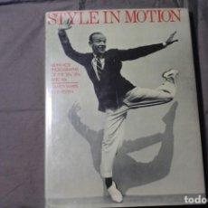 Libros de segunda mano: STYLE IN MOTION. MUNKACSI PHOTOGRAPHS. NANCY WHITE / JOHN ESTEN. TEXTO EN INGLÉS.. Lote 207188011