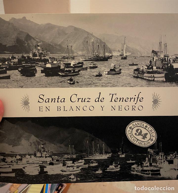 SANTA CRUZ DE TENERIFE EN BLANCO Y NEGRO - AÑO 1994. MAGNÍFICO EJEMPLAR. COMO NUEVO. (Libros de Segunda Mano - Bellas artes, ocio y coleccionismo - Diseño y Fotografía)