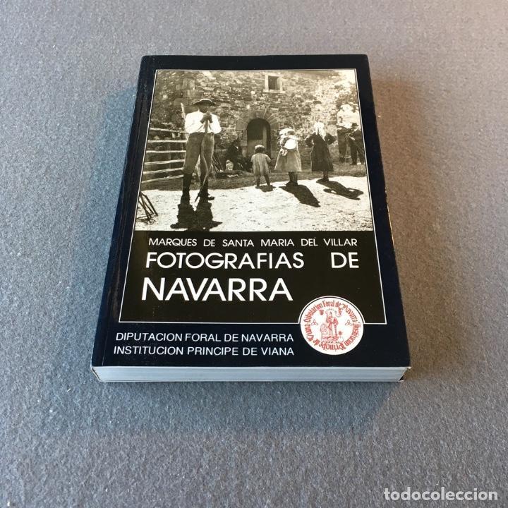 Libros de segunda mano: Fotografias de Navarra. Marques de Santa Maria del Pilar. - Foto 2 - 209031235