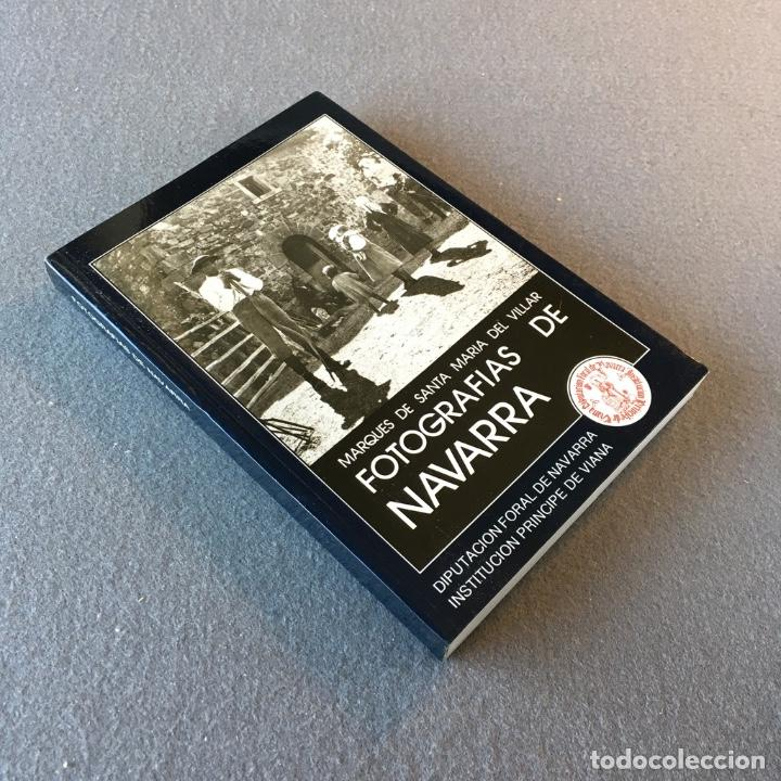Libros de segunda mano: Fotografias de Navarra. Marques de Santa Maria del Pilar. - Foto 3 - 209031235