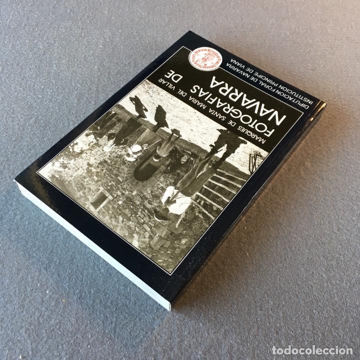 Libros de segunda mano: Fotografias de Navarra. Marques de Santa Maria del Pilar. - Foto 4 - 209031235