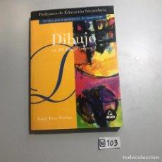 Libros de segunda mano: DIBUJO. Lote 209300902
