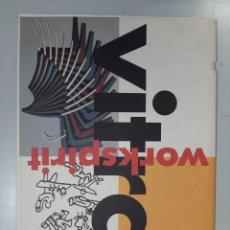 Libros de segunda mano: REVISTA VITRA WORKSPIRIT, VITRA DESIGN JOURNAL, DISEÑO / DESIGN, VITRA DESIGN, 1992. Lote 209761707