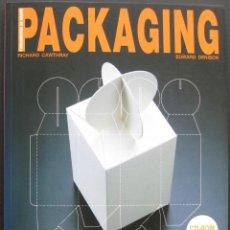 Libros de segunda mano: PACKAGING. ENVASES Y SUS DESARROLLOS – CAWTHRAY/DENISON – INDEX BOOK. Lote 209976272