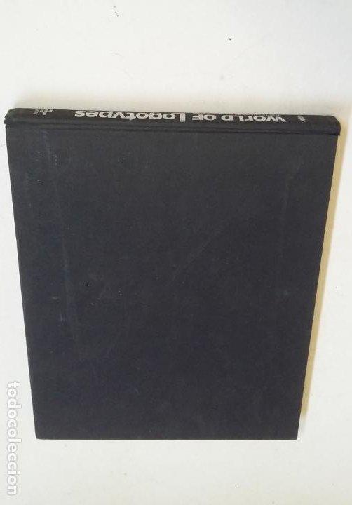 WORLD OF LOGOTYPES. MUNDO DE LOGOTIPOS. VOL. VOLUMEN 2. AL COOPER. ART DIRECTION BOOK. TDK322C (Libros de Segunda Mano - Bellas artes, ocio y coleccionismo - Diseño y Fotografía)