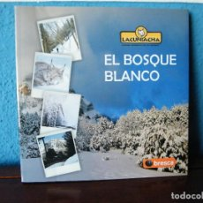 Libros de segunda mano: LA CUNIACHA (EL BOSQUE BLANCO) - ISABEL INIESTA - BRESCA EDITORIAL - BARCELONA (2014). Lote 210749997