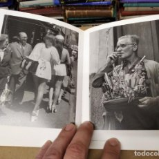 Libros de segunda mano: FRANCESC CATALÀ-ROCA. LA FÁBRICA . OBRA SOCIAL CAJA MADRID . 1998 . RETRATOS, MONUMENTOS. Lote 210794052