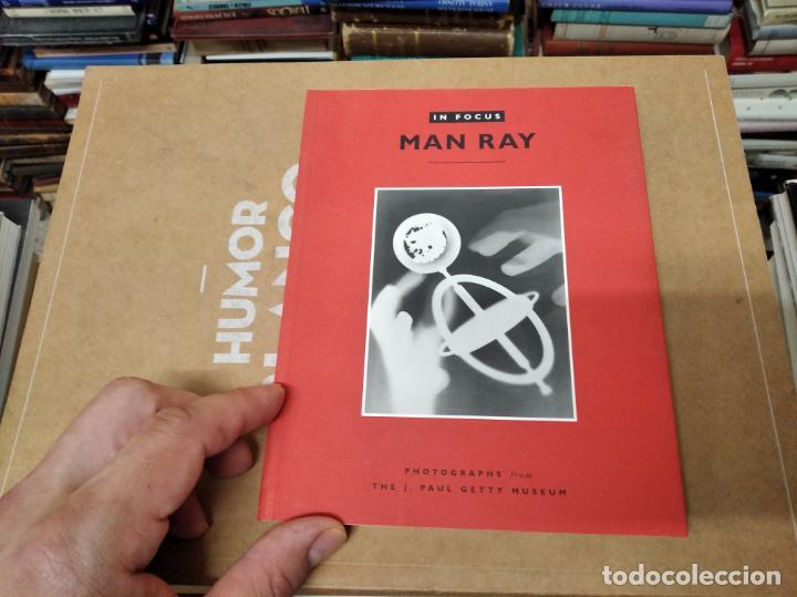 Libros de segunda mano: MAN RAY . FOTOGRAFÍAS DEL THE J. PAUL GETTY MUSEUM . 1ª EDICIÓN 1998. RETRATOS - Foto 2 - 211470937