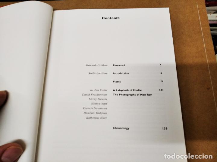 Libros de segunda mano: MAN RAY . FOTOGRAFÍAS DEL THE J. PAUL GETTY MUSEUM . 1ª EDICIÓN 1998. RETRATOS - Foto 4 - 211470937