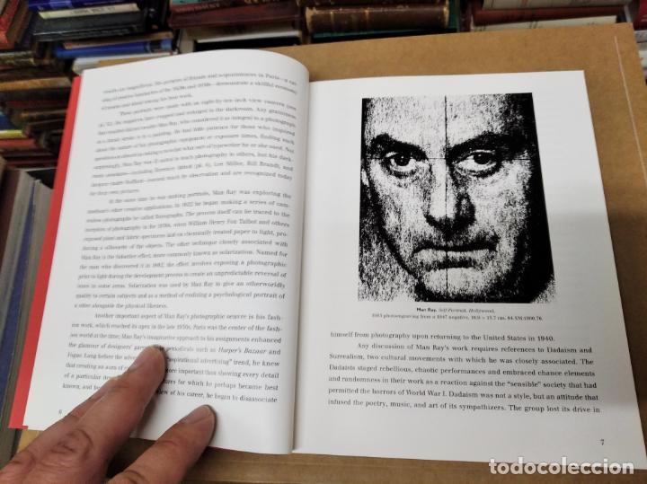 Libros de segunda mano: MAN RAY . FOTOGRAFÍAS DEL THE J. PAUL GETTY MUSEUM . 1ª EDICIÓN 1998. RETRATOS - Foto 5 - 211470937
