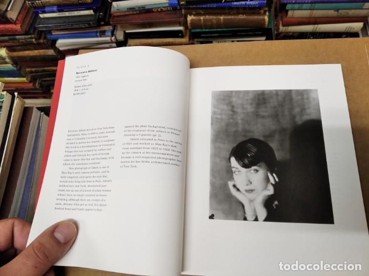 Libros de segunda mano: MAN RAY . FOTOGRAFÍAS DEL THE J. PAUL GETTY MUSEUM . 1ª EDICIÓN 1998. RETRATOS - Foto 6 - 211470937