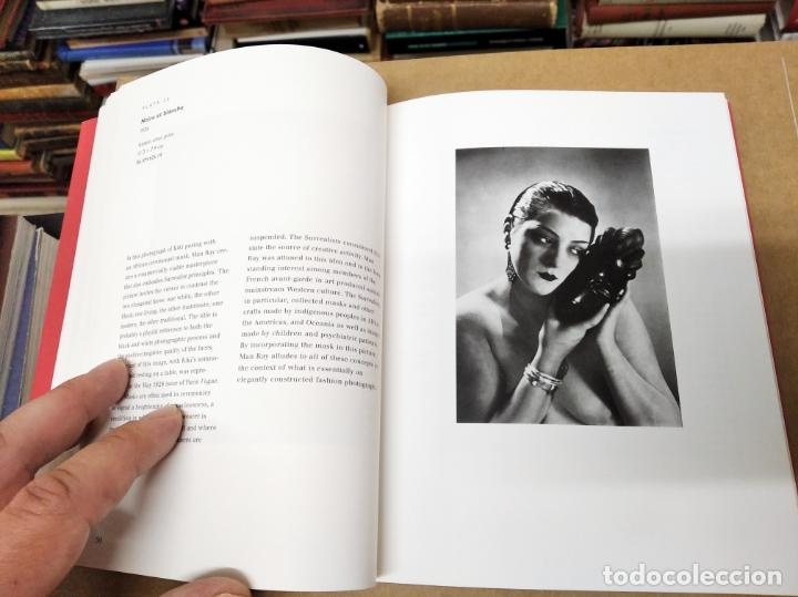 Libros de segunda mano: MAN RAY . FOTOGRAFÍAS DEL THE J. PAUL GETTY MUSEUM . 1ª EDICIÓN 1998. RETRATOS - Foto 12 - 211470937