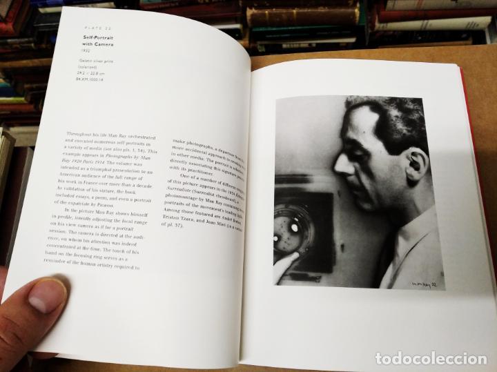 Libros de segunda mano: MAN RAY . FOTOGRAFÍAS DEL THE J. PAUL GETTY MUSEUM . 1ª EDICIÓN 1998. RETRATOS - Foto 14 - 211470937