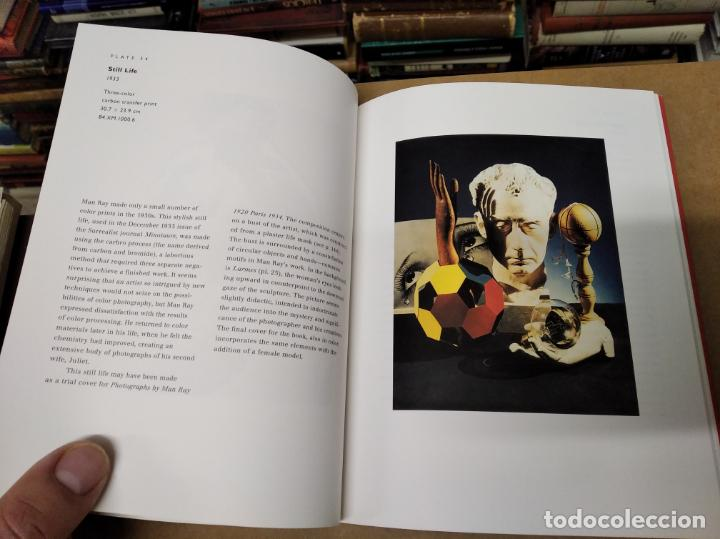 Libros de segunda mano: MAN RAY . FOTOGRAFÍAS DEL THE J. PAUL GETTY MUSEUM . 1ª EDICIÓN 1998. RETRATOS - Foto 15 - 211470937