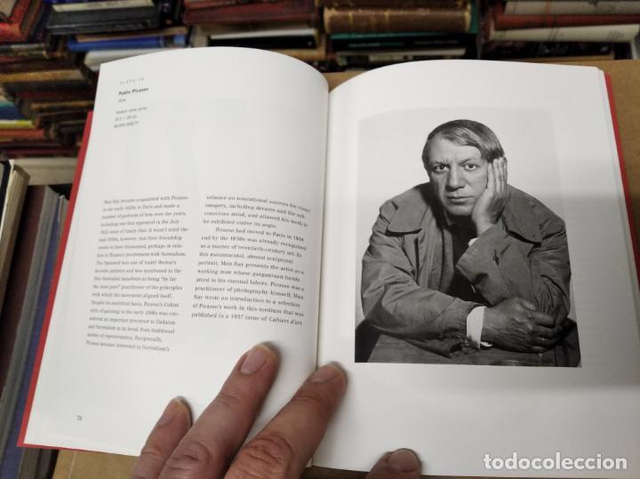 Libros de segunda mano: MAN RAY . FOTOGRAFÍAS DEL THE J. PAUL GETTY MUSEUM . 1ª EDICIÓN 1998. RETRATOS - Foto 16 - 211470937