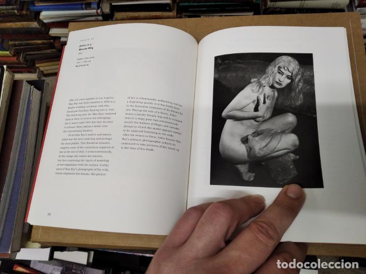 Libros de segunda mano: MAN RAY . FOTOGRAFÍAS DEL THE J. PAUL GETTY MUSEUM . 1ª EDICIÓN 1998. RETRATOS - Foto 19 - 211470937