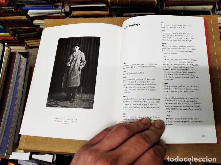 Libros de segunda mano: MAN RAY . FOTOGRAFÍAS DEL THE J. PAUL GETTY MUSEUM . 1ª EDICIÓN 1998. RETRATOS - Foto 20 - 211470937