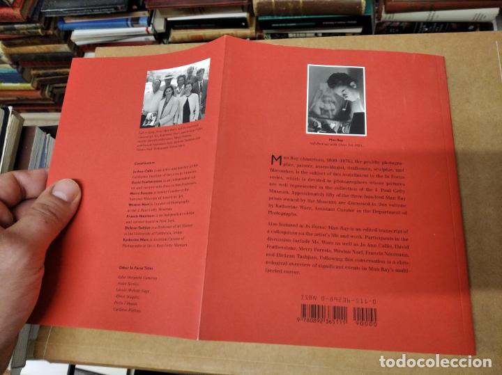Libros de segunda mano: MAN RAY . FOTOGRAFÍAS DEL THE J. PAUL GETTY MUSEUM . 1ª EDICIÓN 1998. RETRATOS - Foto 21 - 211470937