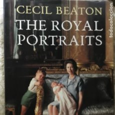 Livres d'occasion: CECIL BEATON THE ROYAL PORTRAITS. Lote 211507046