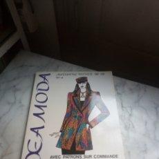 Libros de segunda mano: FIGURIN IDEA MODA OTOÑO INVIERNO 92. Lote 211636389