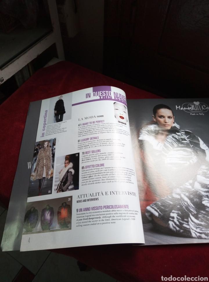 Libros de segunda mano: Revista pellice moda. Italiana año 2009 - Foto 2 - 211952206