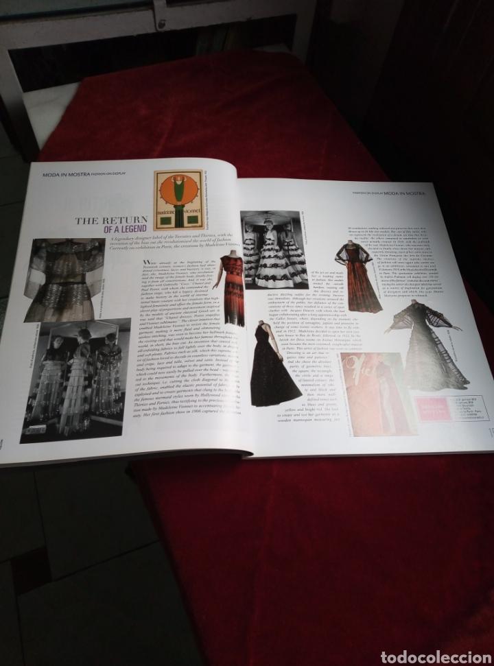 Libros de segunda mano: Revista pellice moda. Italiana año 2009 - Foto 3 - 211952206