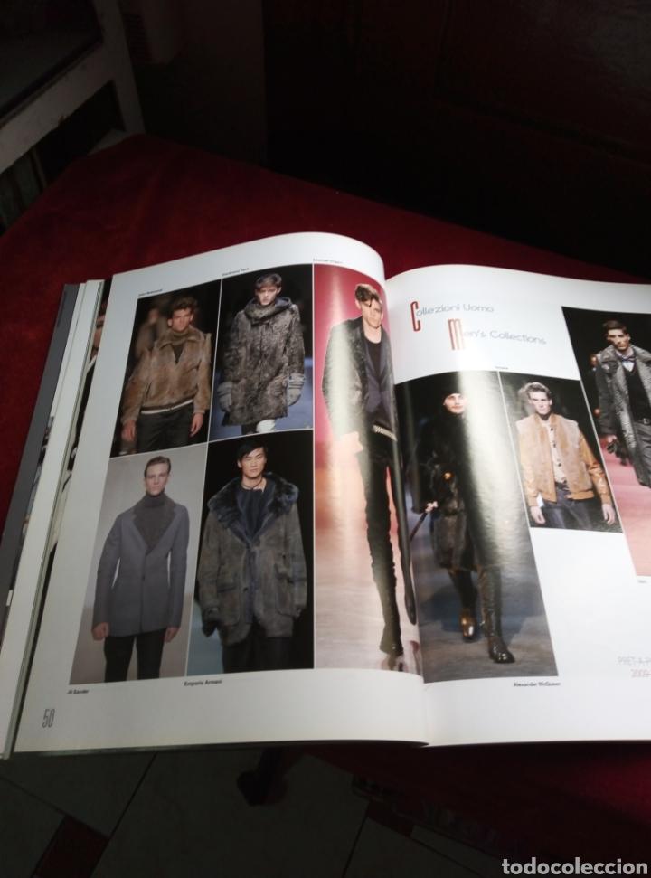 Libros de segunda mano: Revista pellice moda. Italiana año 2009 - Foto 4 - 211952206