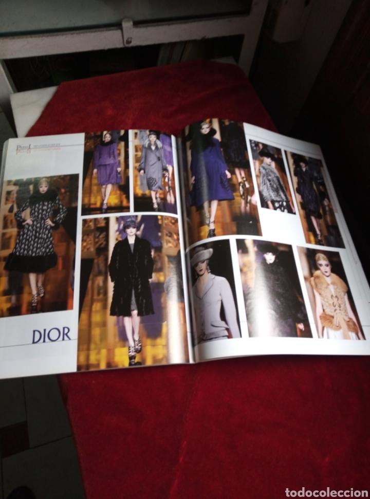 Libros de segunda mano: Revista pellice moda. Italiana año 2009 - Foto 5 - 211952206