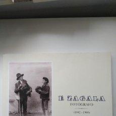 Libros de segunda mano: MUSEO DE PONTEVEDRA F. ZAGALA.FOTOGRAFO (1842-1902) EDIC BILINGÜE 148 PAG. CON NUMEROSAS FOTOGRAFIAS. Lote 212515633