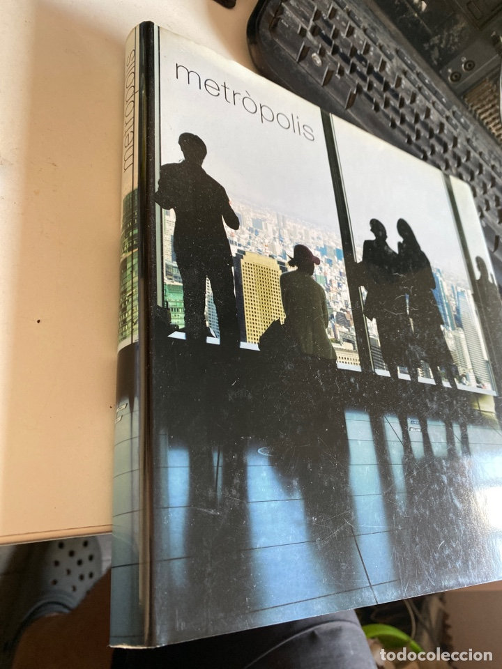 Libros de segunda mano: Metropolis - Foto 2 - 212752726